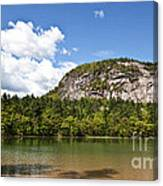 Beneath Cathedral Ledge Canvas Print