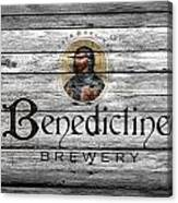 Benedictine Brewery Canvas Print