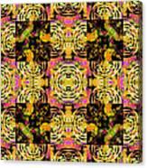 Bengal Tiger Abstract 20130205p80 Canvas Print