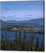 Bennet Lake Canvas Print