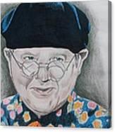 Benny Hill Canvas Print
