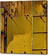 Bent Ladder Canvas Print