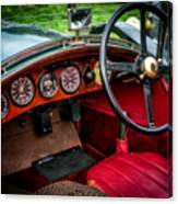 Bentley 3 Litre Canvas Print