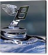 Bentley Reflections Canvas Print