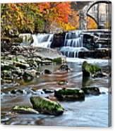 Berea Falls Ohio Canvas Print