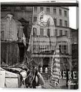 Beretta London Canvas Print