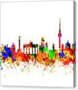 Berlin Brandenburg Gate - 2 Canvas Print