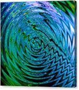 Bermuda Blue Canvas Print