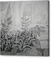 Bernheim Forest Plant Canvas Print
