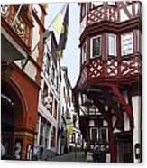 Bernkastel Germany Canvas Print