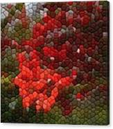 Berry Accidental Canvas Print
