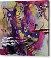 Violet Dawn Canvas Print