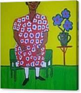 Best Dress Canvas Print