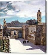 Bethlehem 1950 Canvas Print