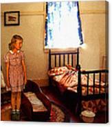 Betsy's Room Canvas Print
