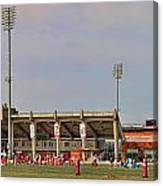 Bgsu Doyt Perry Stadium 3285 Canvas Print