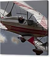 Bi Plane Canvas Print