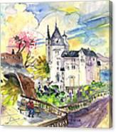Biarritz 01 Canvas Print