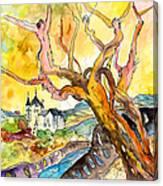 Biarritz 04 Canvas Print
