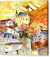 Biarritz 05 Canvas Print