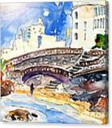 Biarritz 07 Canvas Print