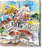 Biarritz 10 Canvas Print