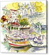 Biarritz 11 Canvas Print