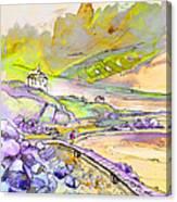 Biarritz 24 Canvas Print