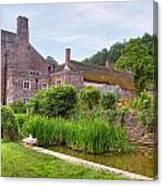 Bickleigh Castle - Devon Canvas Print