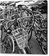 Bicycle 5 Canvas Print