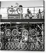 Bicycle Heaven Canvas Print