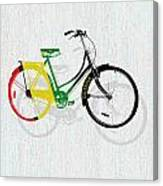 Bicycle Canvas Print
