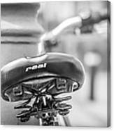 Bicycle Seat.  Canvas Print