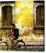 Bicycle Textures Canvas Print