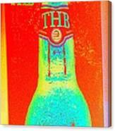 Biere Thb - Beer - Madagascar Canvas Print
