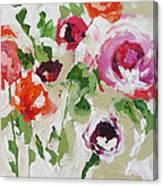 Big And Bold Canvas Print