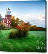 Big Bay Lighthouse Canvas Print