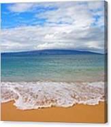Big Beach Maui Canvas Print