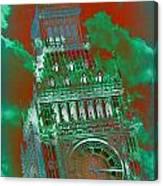 Big Ben 16 Canvas Print