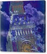Big Ben 17 Canvas Print