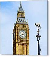 Big Ben Security Canvas Print