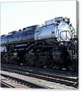 Big Boy - Union Pacific Railroad Canvas Print
