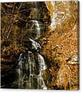 Big Bradley Falls 4 Canvas Print