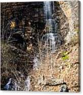 Big Bradley Falls 6 Canvas Print