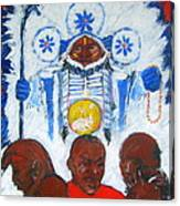 Big Cheif Canvas Print