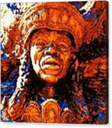 Big Chief Tootie Canvas Print