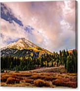 Big Cottonwood Canyon Canvas Print