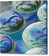 Big Drops Canvas Print