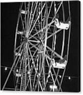 Big Eli Ferris Wheel 2 Canvas Print
