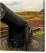Big Gun Canvas Print